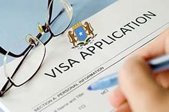 SOMALIA'S VISA REQUIREMENTS